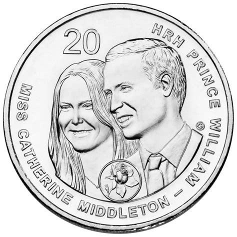 royal wedding  cent coin abc news australian