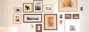 Fotos Schön Aufhängen : bilderrahmen richtig aufh ngen ~ Lizthompson.info Haus und Dekorationen