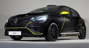 Renault Clio Cup  Rally And Rx Unveiled With Turbo Power