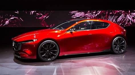 The Kai Concept Holds Mazda's Internal Combustion Future