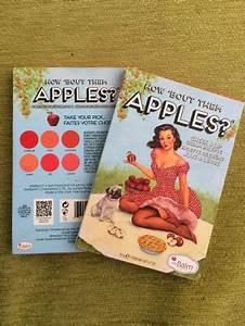 the balm apples paleti