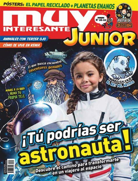 Muy Interesante Junior Magazine (Digital) Subscription ...
