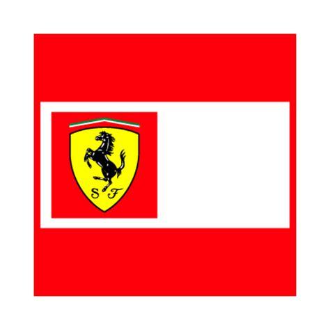 Convert to vector old logo to new high resolution logos. Ferrari Team 2004 logo vector (.AI, 143.04 Kb) download