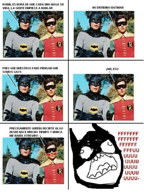 Memes De Batman Y Robin En Espaã Ol - cu 225 nto cabr 243 n batman y robin