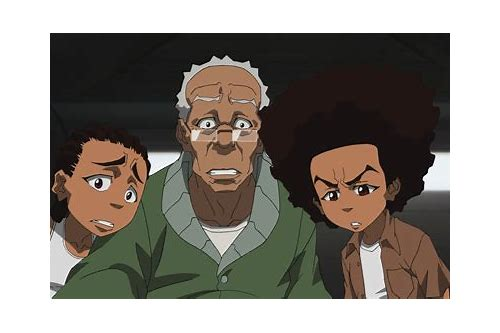 free download of boondocks