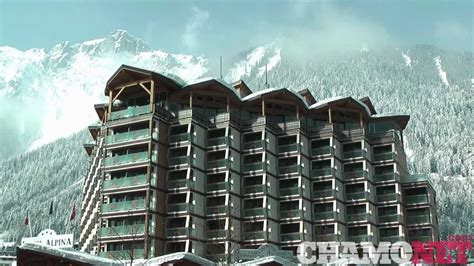 Hotel Alpina, Chamonix