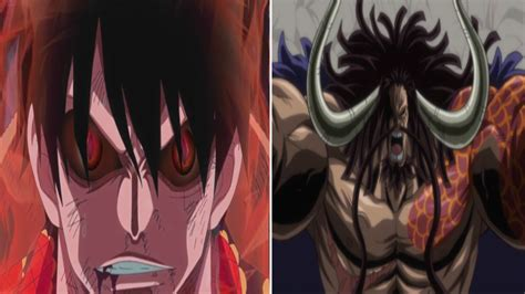 Gear 5th Luffy Vs Kaido Final Fight--one Piece Theory