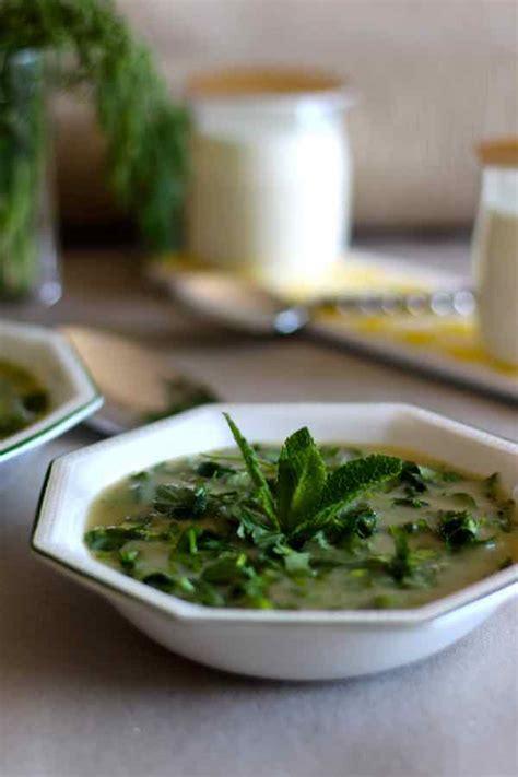 cuisine azerbaidjan dovga recette authentique d 39 azerbaïdjan 196 flavors