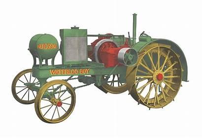 Tractors Tractor Versatile Deere History Engine Waterloo