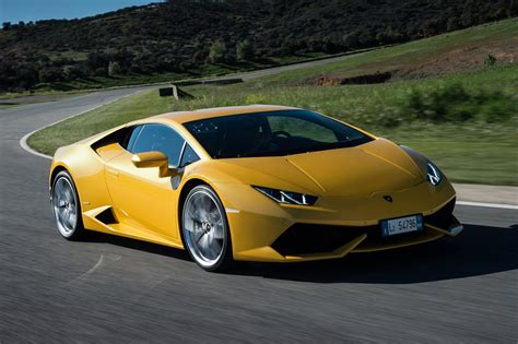 One Man Rented A Lambo And Racked Up $50k In Fines Over ...