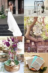 Décoration Mariage Champêtre Chic : 84 id es pour la d co de votre mariage boh me chic ~ Melissatoandfro.com Idées de Décoration