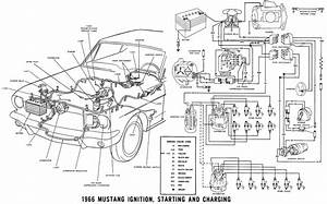 1966 Mustang Ignition Switch Diagram