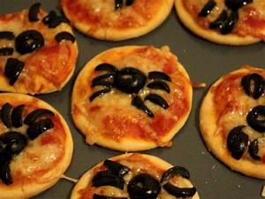Recette Apéro Halloween : recettes de pizza de cooking milie ~ Melissatoandfro.com Idées de Décoration