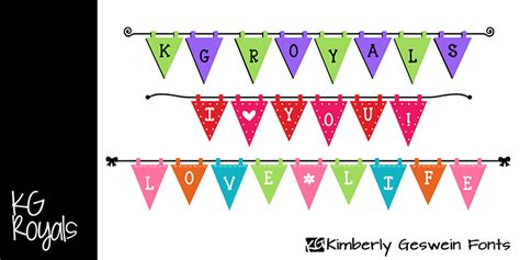 Toy Story Bunting Template by Bunting 171 Kimberly Geswein Fonts