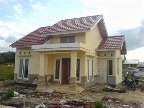 rencana desain rumah sederhana indah bagian panduan desain