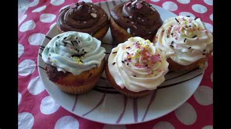 recette cupcakes glacage mascarpone youtube