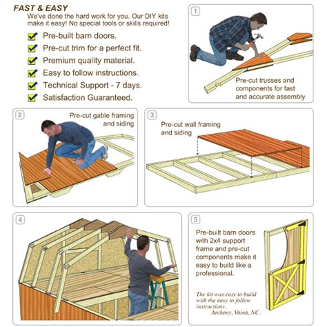 Arrow Shed Assembly Tips by This Is Arrow Storage Shed Assembly Diy Sheds