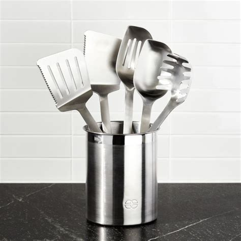 calphalon stainless steel kitchen utensil set  p