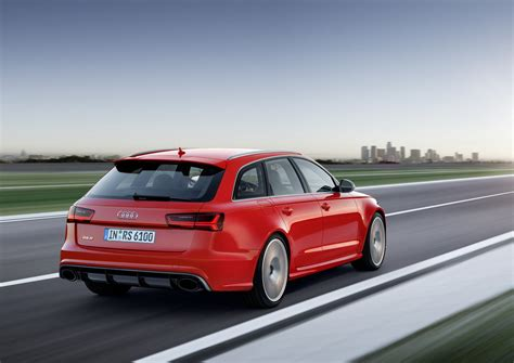2018 Audi Rs6 Avant Performance Picture 652326 Car