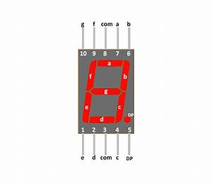 7 Segment Display  Pin Diagram  Description  Working  Types  U0026 Datasheet