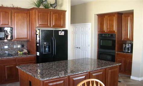 kitchen  black appliances kitchen design ideas