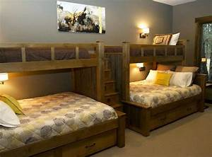 Built In Bunk Beds Ideas To Make An Enjoyable Bedroom Design