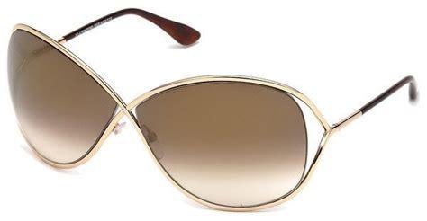 Tom Ford Damen Sonnenbrille 187 Miranda Ft0130 171 Otto