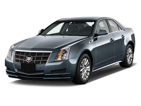 2011 Cadillac Cts Sedan 4-door Sedan 3.0l Rwd