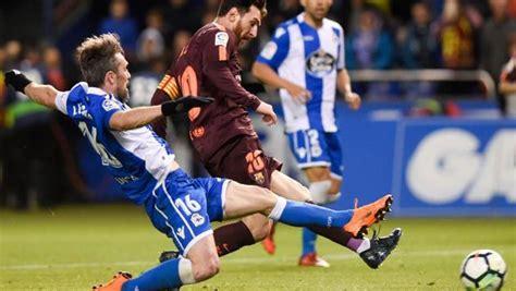 Lionel Messi hat-trick seals FC Barcelona's 25th La Liga ...
