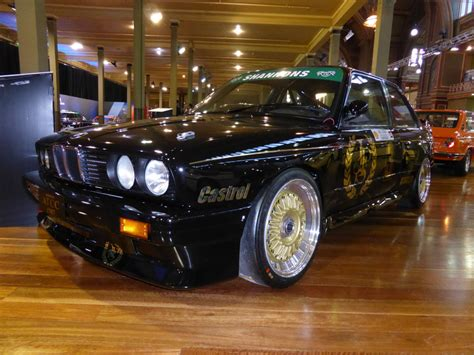 Jim Richards' 1987 Bmw Jps E30 M3 Won The 1987 ...