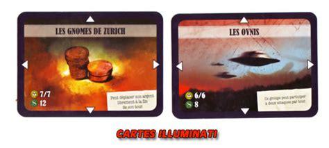 carte illuminati critique illuminati le jeu des conspirations jeu de