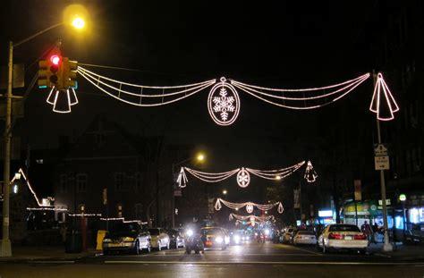 181st street heights hudson lights holiday washington gazette ft