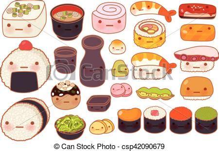 ustensile cuisine japonaise sushi mignon doux japonaise miso kawaii girly
