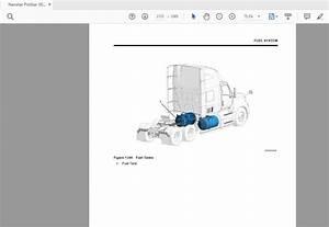 Navistar Prostar Technician Service Manual 2010