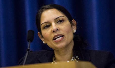 Indian-origin minister Priti Patel at centre of sexism row ...