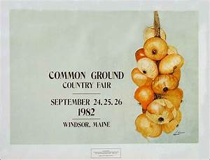 Artwork // Common Ground Fair – From China Village