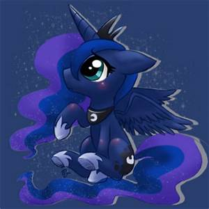 Filly Luna - My Little Pony Friendship is Magic Photo ...