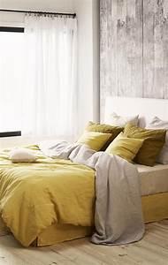 Linge De Lit Lin : linge de lit en lin linge de maison de qualit merci s l e e p pinterest linge de lit ~ Teatrodelosmanantiales.com Idées de Décoration