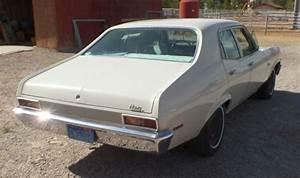 1971 Chevy Nova 4 Door South West Car No Rust