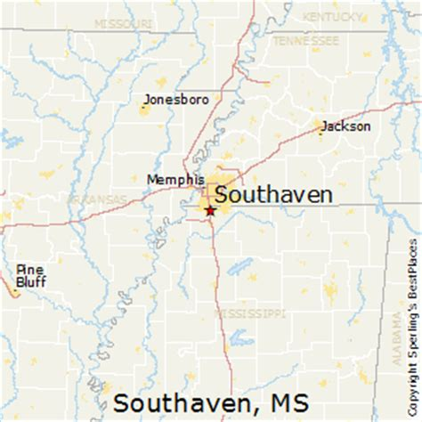 best places to live in southaven mississippi