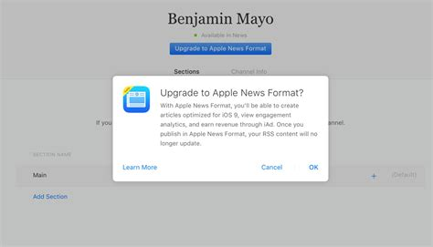 transfert de si鑒e social apple si espande ora è accessibile anche a e piccoli editori macitynet it