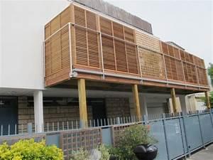 Balcon Pare Vue : terrasse en bois etanche diverses id es de ~ Premium-room.com Idées de Décoration