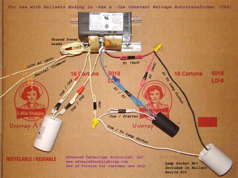 hps ballast wiring diagram somurichcom