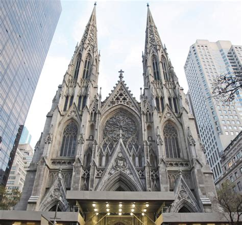 Famous Cathedrals And Churches In New York City