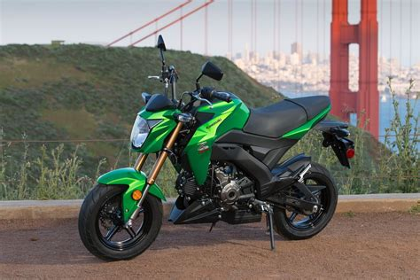 Kawasaki Z125 Pro Image by 2017 Kawasaki Z125 Pro Test For The Of It