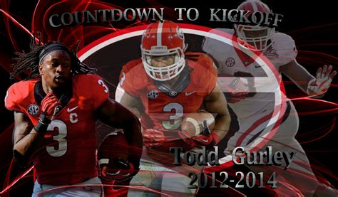countdown  kickoff  archives bulldawg illustrated