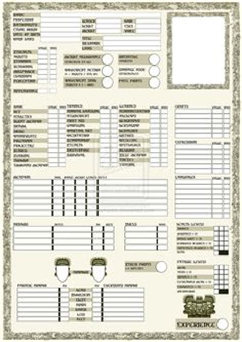 pathfinder advanced template dungeons and dragons 3 5 character sheet index of dnd other character
