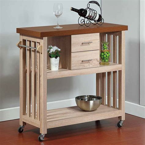 kitchen island buffet kitchen island buffet serving cart rolling storage drawers