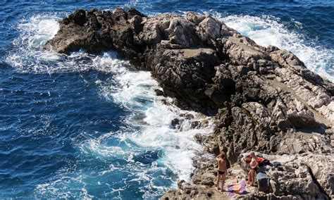 warm bathes dubrovnik in the middle of october the dubrovnik times