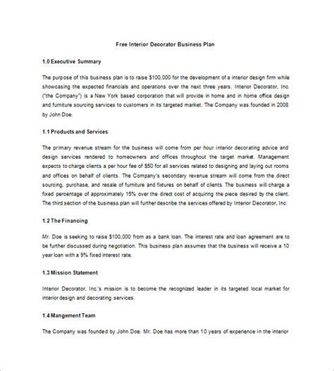 home interior plan interior design business plan template 7 free sle exle format free